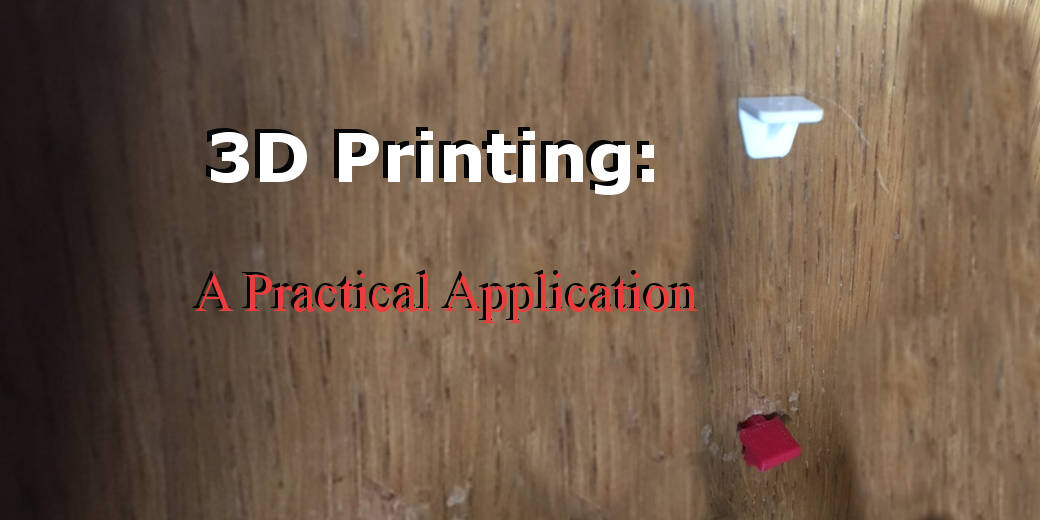 3D Printing Practical Applications: The Peg